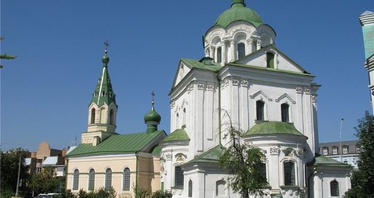 Церковь Святого Николая Набережного