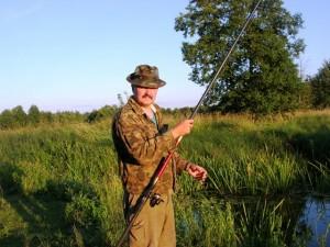 Где половить рыбу в Киеве и окрестностях