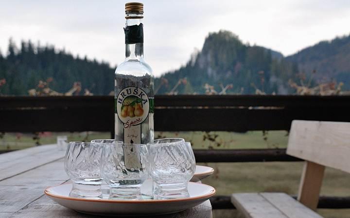 Алкоголные напитки Словакии