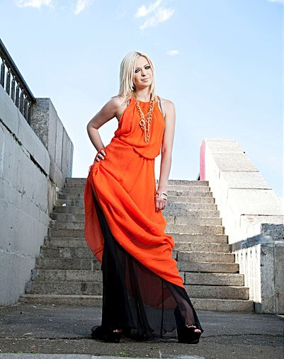 Alloise – лучший украинский артист по версии MTV EMA