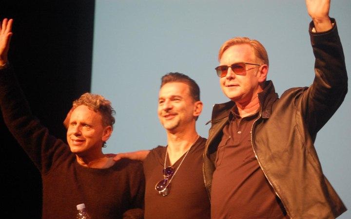 Depeche Mode выступят в Киеве
