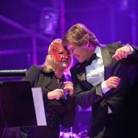 Лева Би-2 и Настя Полева концерт в Киеве