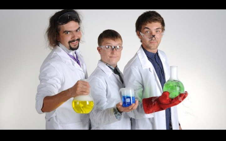 Посетить школу научных чудес