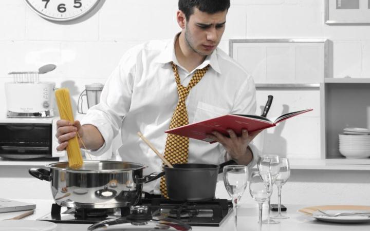 Как научиться вкусно готовить