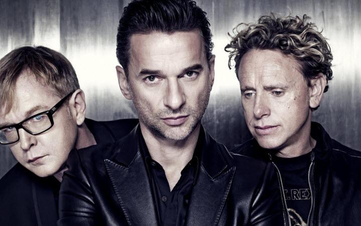 Depeche Mode. Концерт в Киеве. 29 июня 2013
