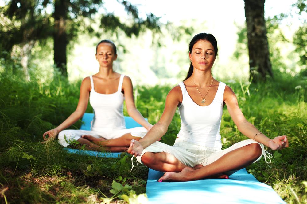 Медитация для успокоения и концентрации