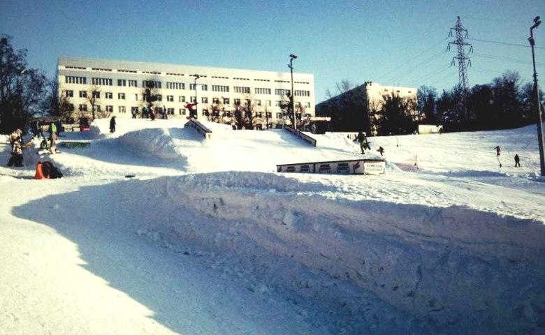 Сноубординг в Киеве