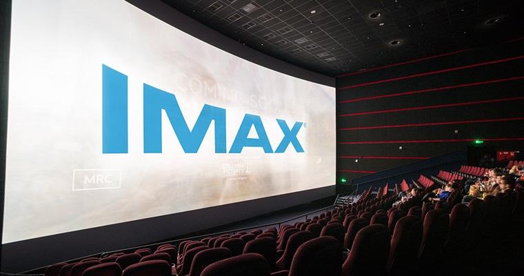 Кинотеатр IMAX в ТРЦ «Блокбастер»