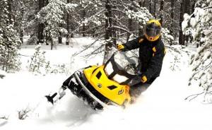 Kak pravilnoi bezopasno ezdit na snegohode