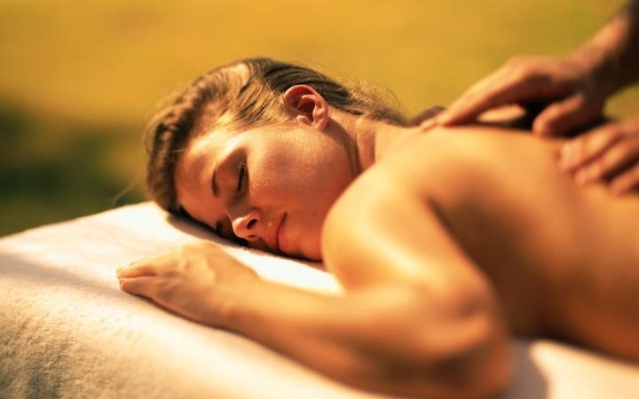 эро массаж женщине