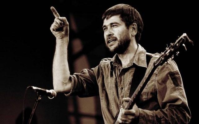 Сегодня пройдет концерт Сплин в Киеве