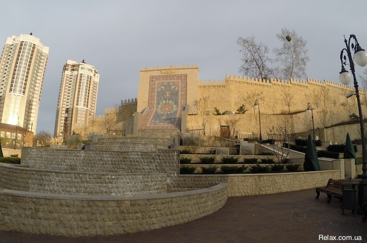 Сквер Гейдара Алиева