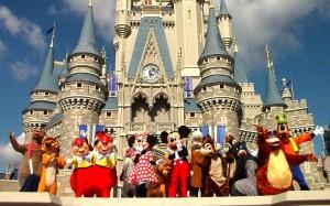 Perviy Disneyland ne tolko v stolice,no i vo vsey strane