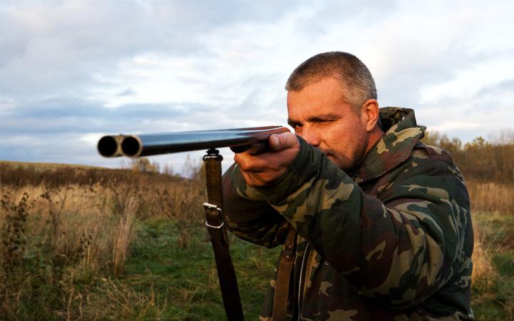 Как стрелять из охотничьего ружья