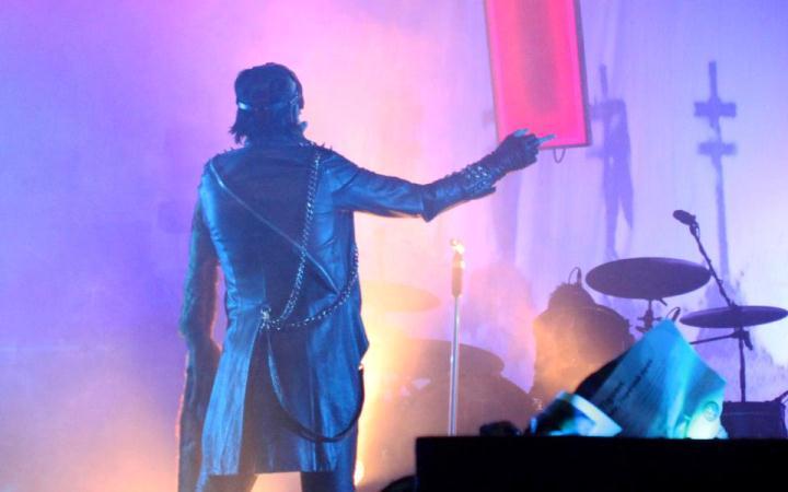 Отчет с концерта Мерлина Менсона в Киеве