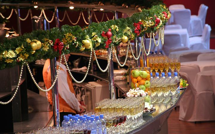 Новый год 2013 в Киеве. Предложения киевских ресторанов