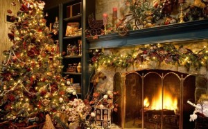новогодняя елка, традиции, украшение