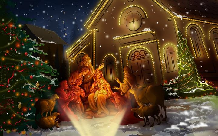 Рождество 2013 в Киеве