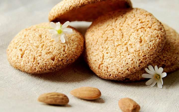 Как приготовить миндальное печенье
