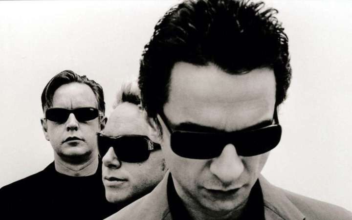 Depeche Mode. New album