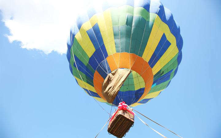 Сколько стоит полет на воздушном шаре. Цена полетов