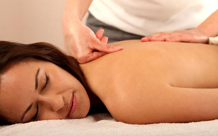 Видео массаж а потом