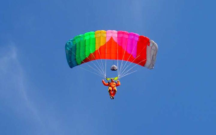Прыжки с парашютом в Киеве. Где прыгать в Киевской области
