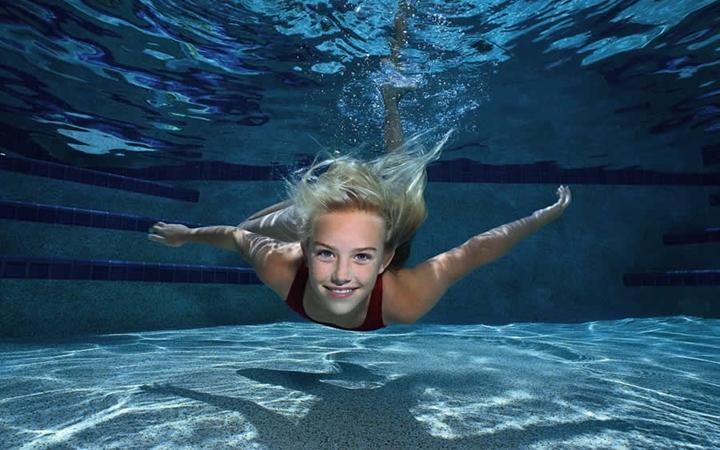 Школы плавания в Киеве. Где научиться плавать