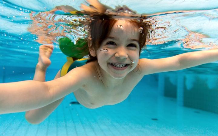 Плавание для детей в Киеве