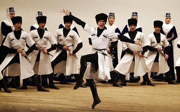 Народные танцы в Киеве