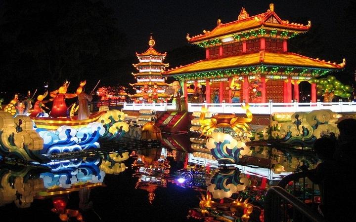 Китайский новый год. Традиции праздника