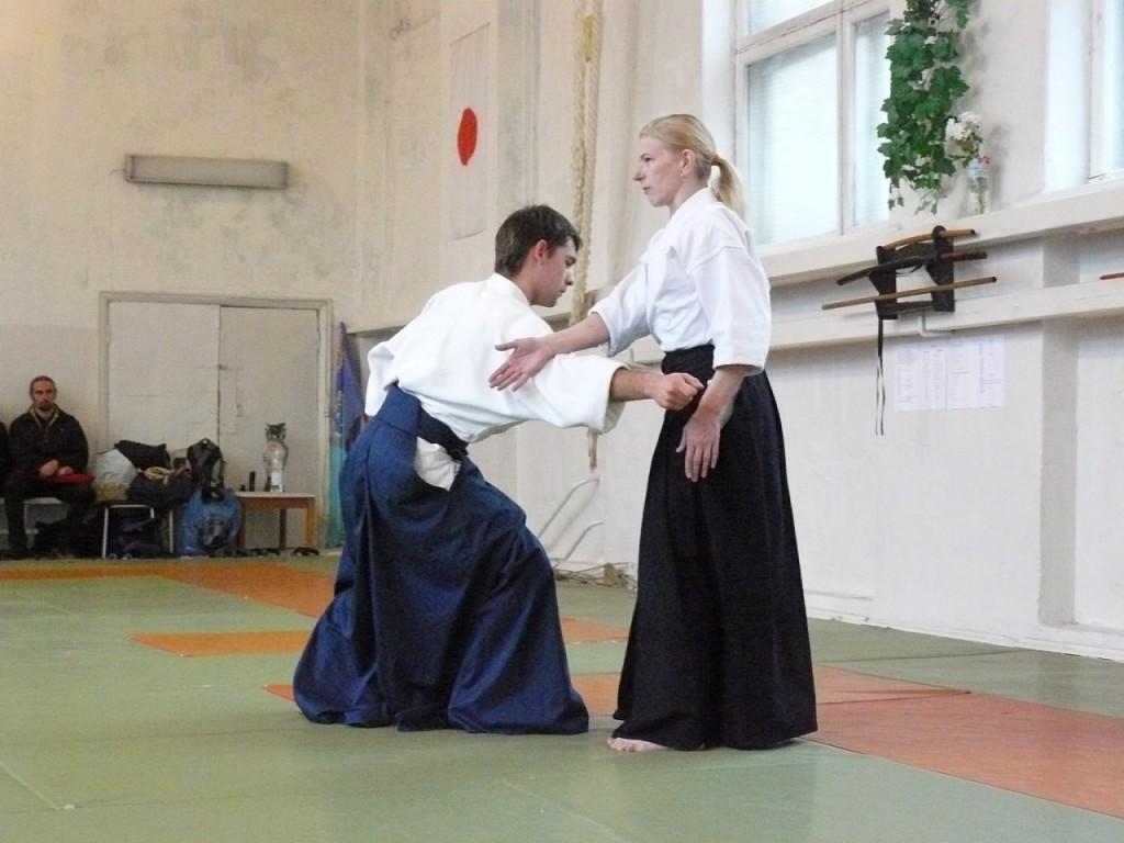 видео уроки аикидо: