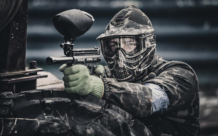 paintball пейнтбол в киеве сафари