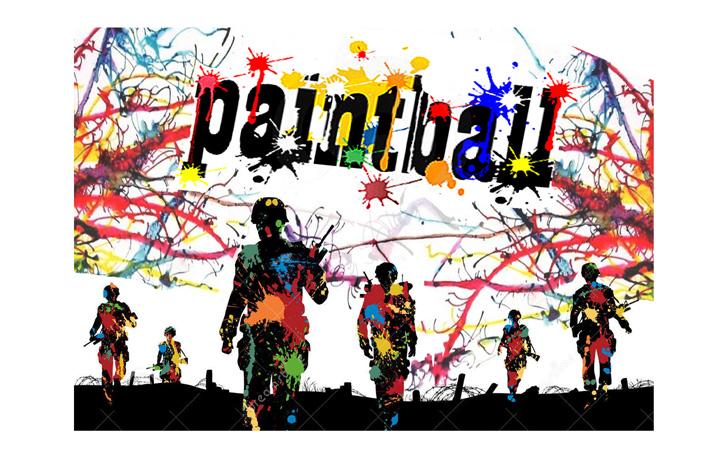 пейнтбол paintball