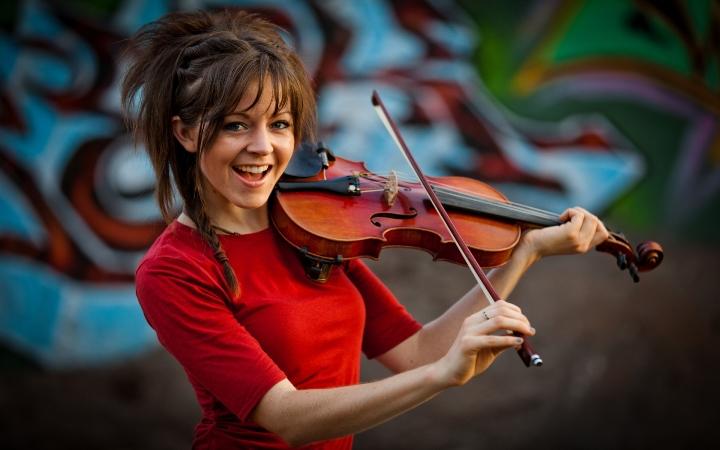 Lindsey Stirling. Концерт в Киеве