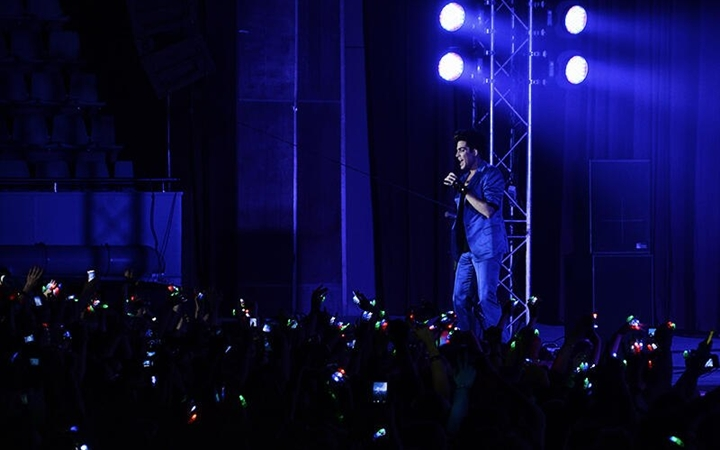 Отчет с концерта Адама Ламберта в Киеве