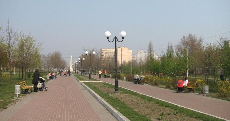Деснянский парк