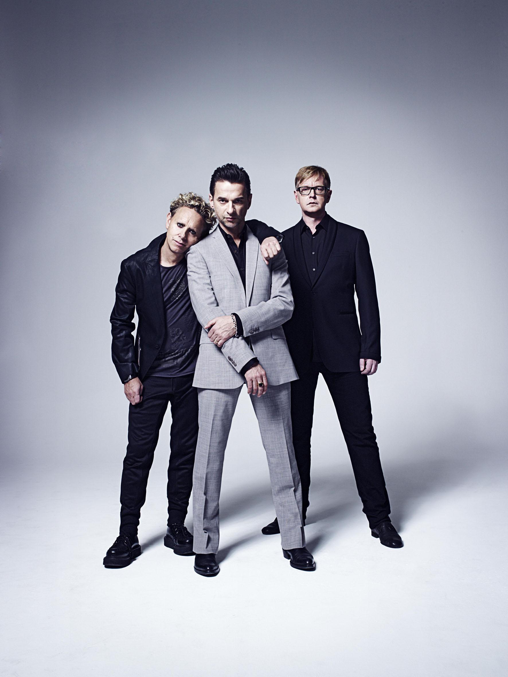 Презентация нового альбома Depeche Mode «Delta Machine»
