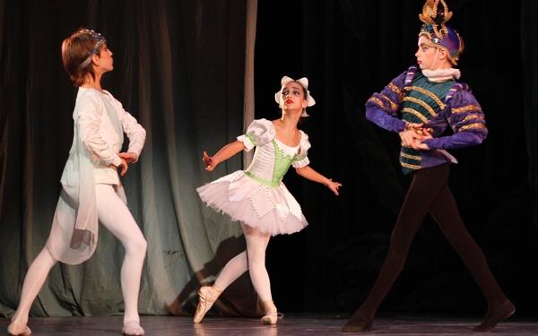 Балет-сказка «Дюймовочка». Спектакль в Киеве