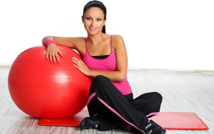 фото женщин фитнес
