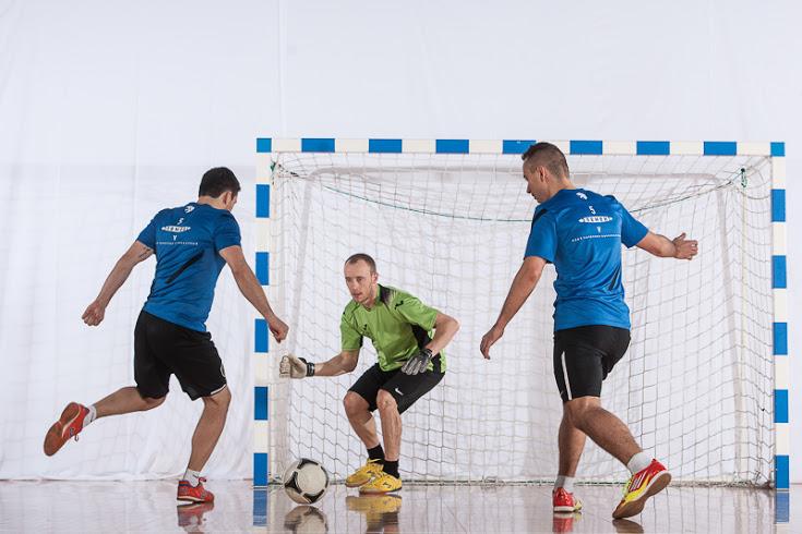 Футбольные залы Киева