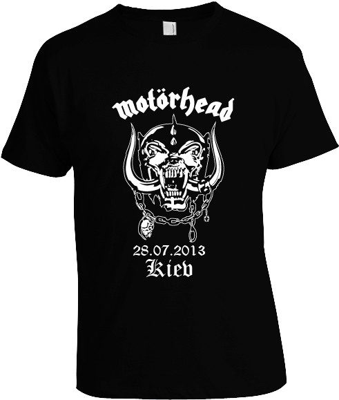 Motorhead футболка купить