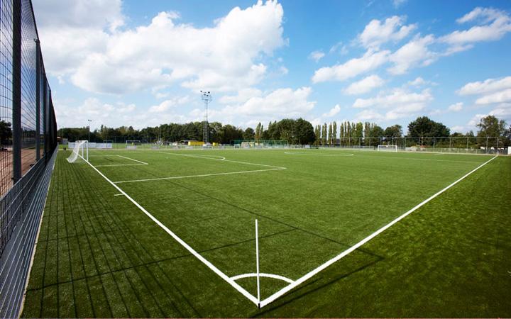Где поиграть в футбол в Киеве