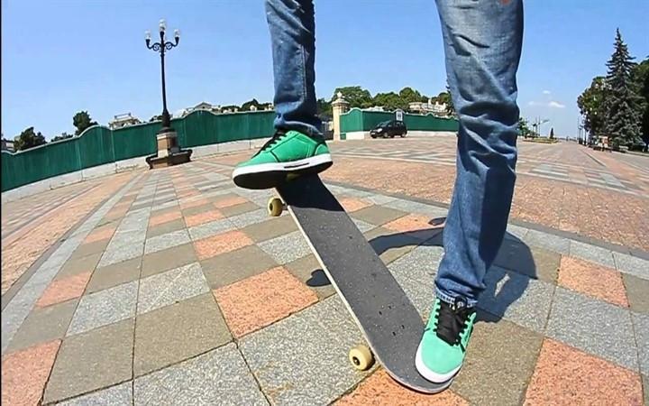 Скейт. Скейтборд. Скетбординг в Киеве