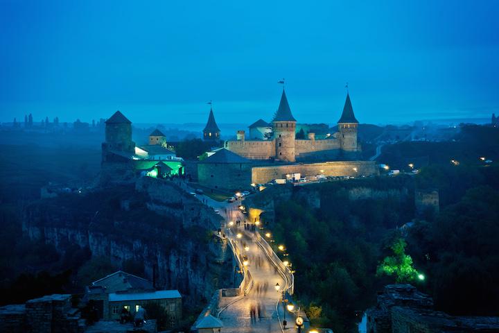 Тур по Украине: Выходные в Каменец-Подольском (с выездом из Киева)