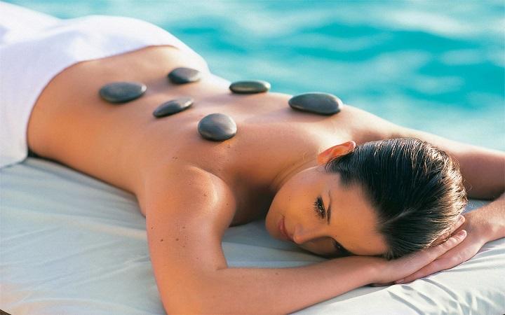 Стоунтерапия. Массаж камнями