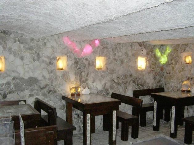 Интересные кафе Киева
