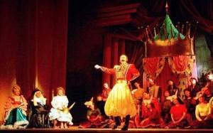 Спектакль в Киеве: Цыганский барон