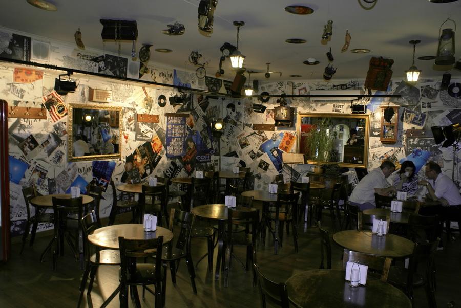Арт-кафе Киева