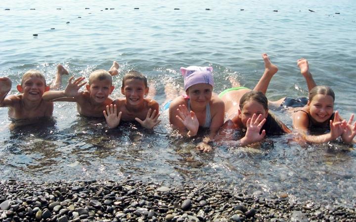 Детский оздоровительный лагерь «Робинзон»